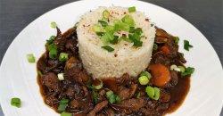 Asian WOK - beef image