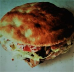 Kebab mare de pui image
