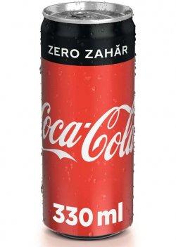 Coca Cola Zero 0.33 image