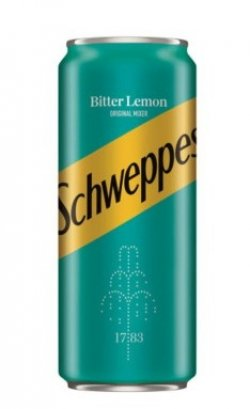 Schweppes Bitter Lemon 0.33 image