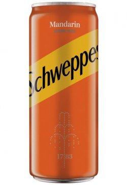 Schweppes Mandarin 0.33 image