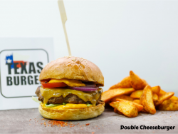 30% Reducere Double Cheeseburger image