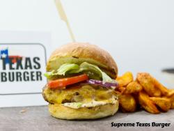 30% Reducere Supreme Texas Burger image