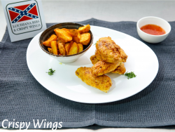 30% Reducere Crispy wings image