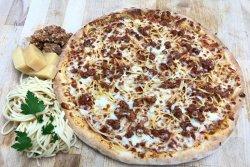 Pizza Bolognesse image