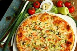 Pizza Pollo image