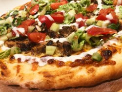 Pizza Shaorma image