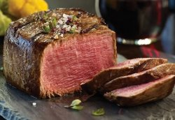 Steak cu sos balmasic - Angelos Steak image