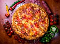 Pizza Formagi 30 cm image