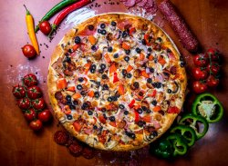 Pizza No.1 32 cm image