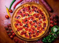 Pizza Picantă 30 cm image