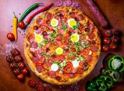 Pizza Rusticană 40 cm image