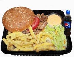Burger puișor + suc 0.5l image