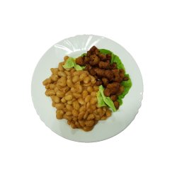 Iahnie de fasole cu soia image