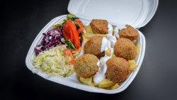 1+1 Gratuit: Falafel image
