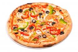 Pizza Vegetariană de post image