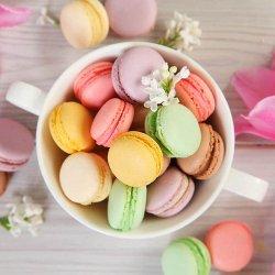 Macarons mix image