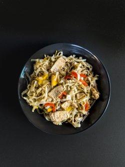 King Turkey Noodles image