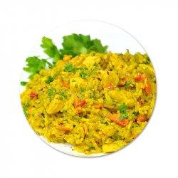 Orez cu piept de pui și curry image