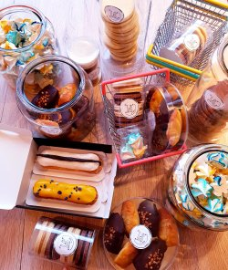 Biscuiți Choco-Caramel image
