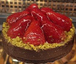 Tarta Choco Framboise image