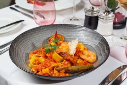 Seafood Fresh Pasta  image