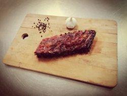 Coaste de porc  & sos barbeque image