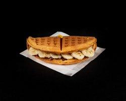 Nutella & banane image