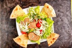 Salata Oaki + focaccia
