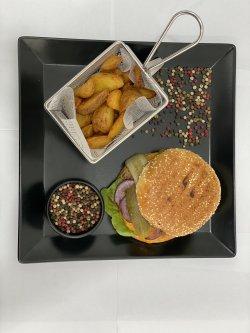 Burger de vita/Cheeseburger image