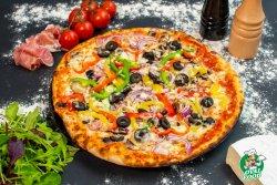 Pizza Rustica & Secchi  40 cm image