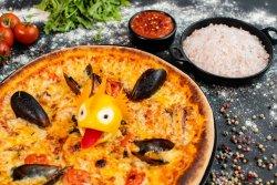 Pizza cu Fructe de mare 40 cm image