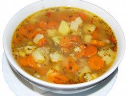 Supă de legume image