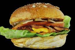 Meniu Bacon&Cheese Burger+ Clătite finetti image
