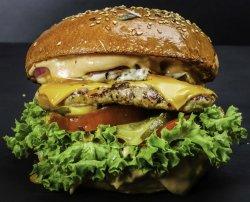 Meniu Chicken Passion Burger+ Clătite finetti image
