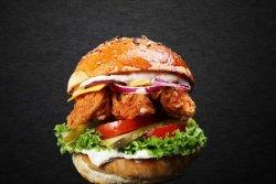Crispy Burger image
