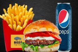 Meniu Italian Burger image