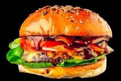 30% REDUCERE: Meniu Texas BBQ Burger image
