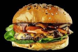 Meniu Texas BBQ Burger + Clătite finetti image