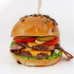 Batranul Burger (clasic) image