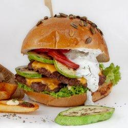 Burgerul Lenes (greek) image