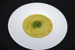 Supă crema de broccoli image