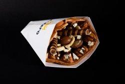 Waffle on stick CHOCOLATE TREASURE image