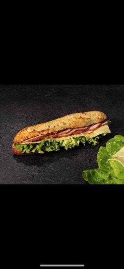 Sandwich mușchi file image