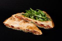 Tortilla chorizo image