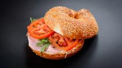 Bagels sandwich-little italy image