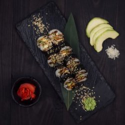 Avocado maki (de post)