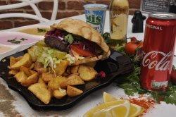 Bahar hamburger image