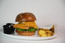 Krispy Burger image