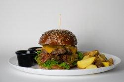 Melted Burger image